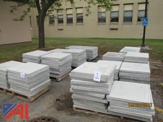 (152) Concrete Pavers