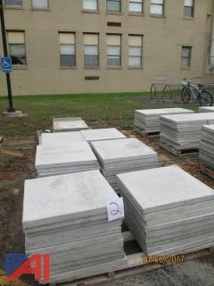 (121) Concrete Pavers