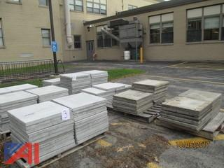 (132) Concrete Pavers