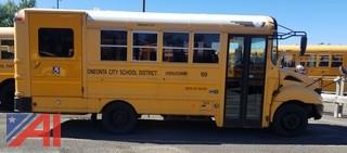 2007 International BE1902 Wheelchair School Bus