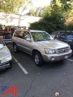 2005 Toyota Highlander SUV