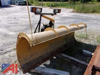 2001 Fisher Angle Plow