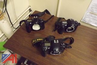Nikon D100 Cameras