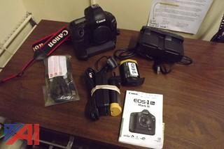 Canon EOS DS Mark III and More
