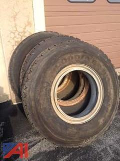 (3) Goodyear Rear Tires