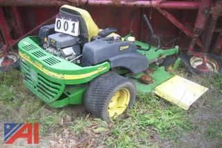 John Deere 757 Mower