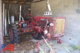 McCormack Farmall 140 Tractor