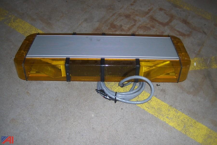Auctions international auction city of south portland me fire whelen mini edge light bar mozeypictures Choice Image