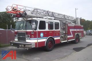 2003 E-ONE Quint Ladder/Pumper
