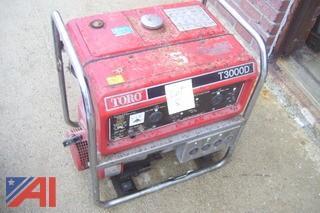 Toro T3000D Generator