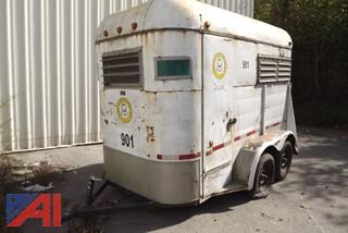 2009 Custom Horse trailer