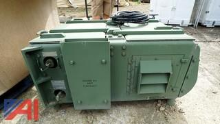 Military 5Kw Diesel Quiet Generator and Crate