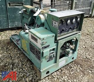 Military 5kW Diesel Generator/MEP 002A