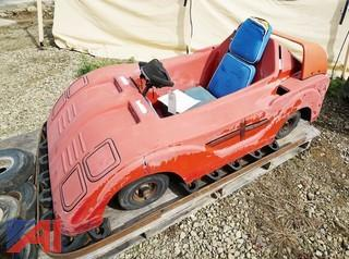 Custom Built 5.5Hp Fiberglass Go-Kart