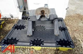 Heavy Duty 5th Wheel Truck Mountable Trailer Hitch