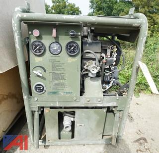 Military M17 Series Lightweight Decontamination Unit/Pressure Washer
