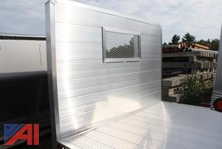 18' Magnum Aluminum Flat Bed-New
