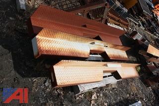 (3) Knapheide Utility Body Bumpers