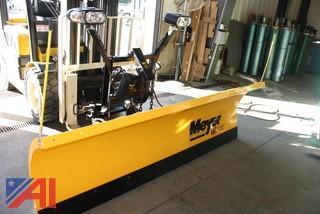 New Meyer Snow Plow