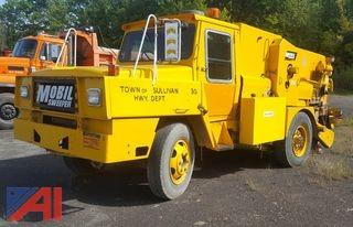 1985 Mobil Sweeper