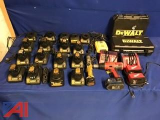 Dewalt Chargers And Batteries
