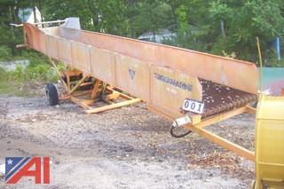 2001 Aquamarine SC-400 Conveyor Trailer