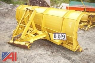 11' Flink/Baker Reversible Plow