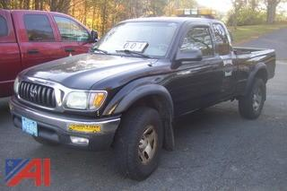2004 Toyota Tacoma SRS Pickup
