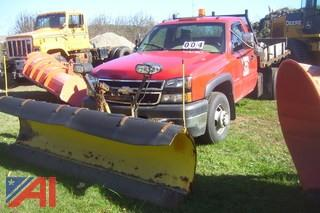 2006 Chevy 3500 4x4 Dump