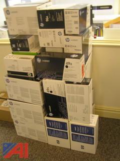 NEW HP Printer Toner Cartridges