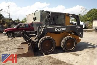 **Lot Updated** 2012 John Deere 332D Skid Steer