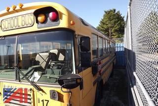 1999 Bluebird Bus