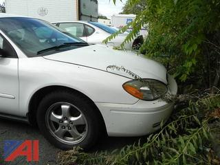 2005 Ford Taurus 4 Door