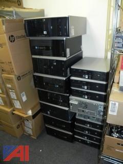(17) HP CPU's