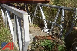 50' Aluminum Gangway