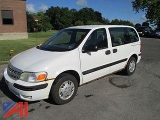 2002 Chevy Venture Van