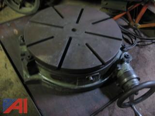"18"" Milling Rotary Table"