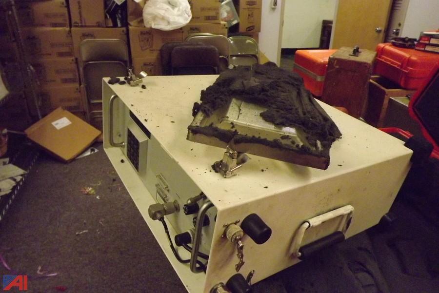 Auctions International - Auction: Nassau County Surveyor Equipment