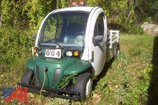 2008 GEM Electric Car 2008 825 GEM Car