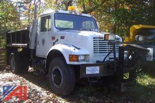1994 International 4900 Dump