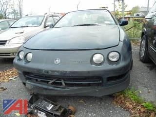 1997 Acura Integra 2 Door