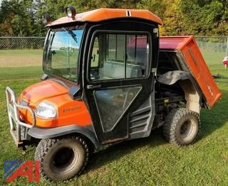 2009 Kubota RTV900 Utility Vehicle with Dump Box