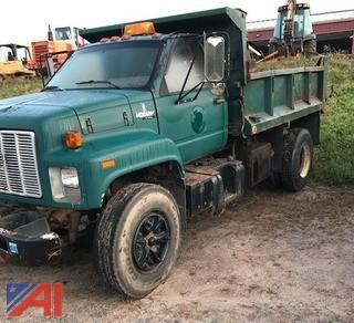 1992 Chevrolet Kodiak Dump Truck