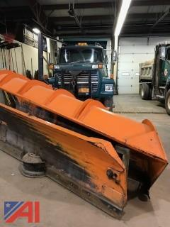 1994 Ford LT9000 Dump Truck with Plow and Sander