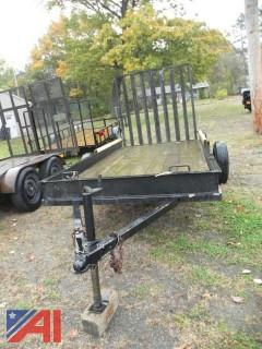 2006 Homemade Trailer with Ramps