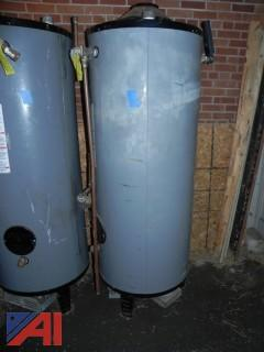 (1) Rheem-Ruud Universal Commercial Hot Water Tank
