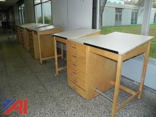 (4) Drafting Tables