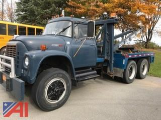 1975 International Loadstar 1850 Tow Truck