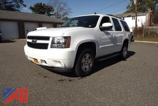 **Town has received duplicate title** 2009 Chevrolet Tahoe LT Suburban
