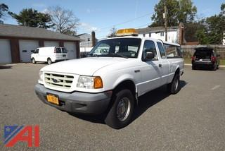 2002 Ford Ranger Pickup